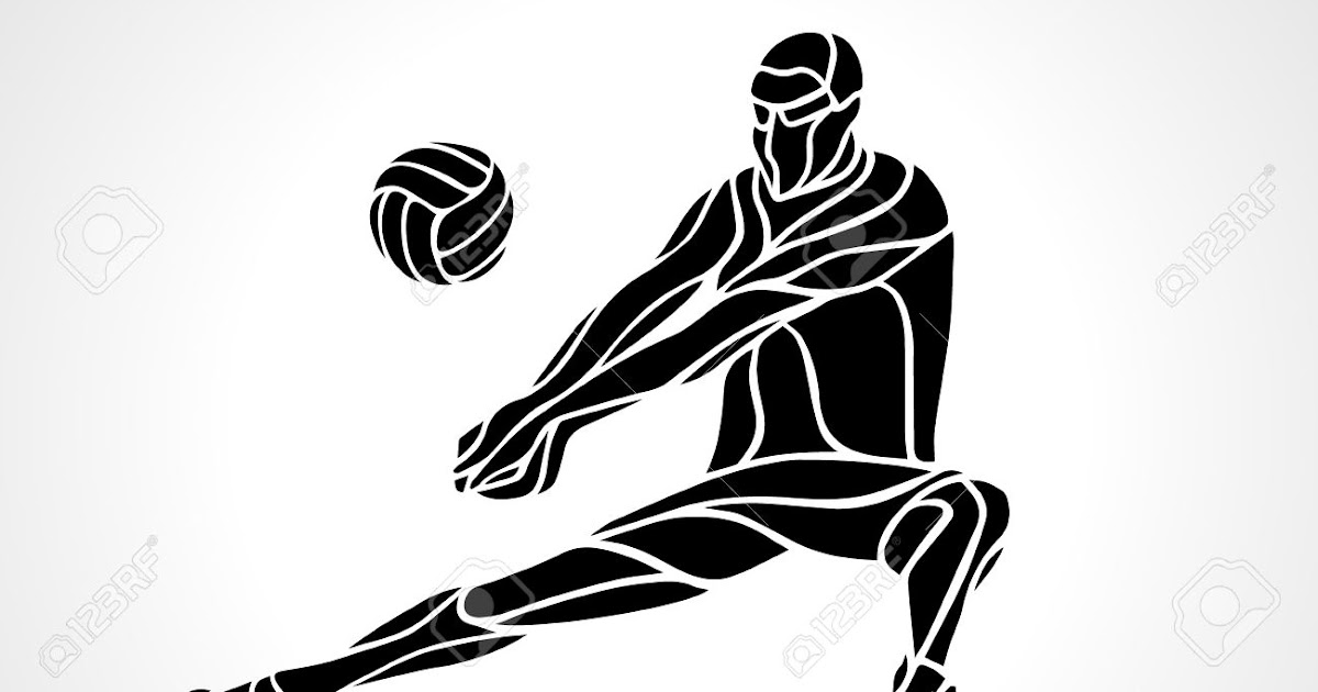 Abstract Triangle Volleyball Player Silhouette Stock: ΑΝΑΒΟΛΗ ΑΓΩΝΑ ΕΑΛ-ΑΟ ΑΚΑΔΗΜΙΑ ΤΥΡΝΑΒΟΥ