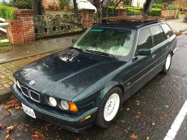 1995 Bmw wagon craigslist