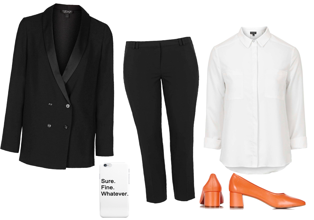 closet/wardrobe cosplay for dana scully in the x-files