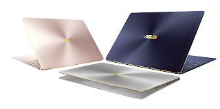 ASUS Zenbook 3 Desain Mewah Dengan Performa Luar Biasa