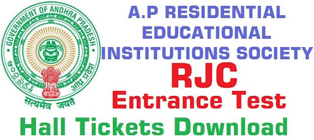 APRJC CET,Hall Tickets,APRJC Admissions