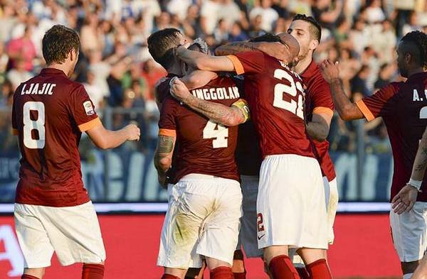 Empoli vs Roma