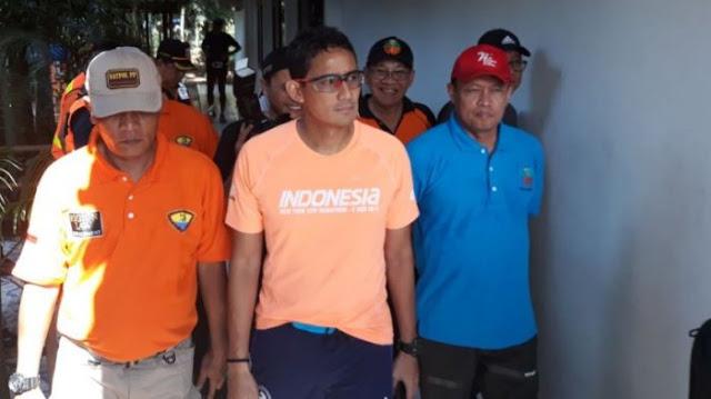 Ketua DPRD Sebut Jakarta Tertata Rapi di Zaman Jokowi, Sandiaga: ''Are You Sure?''