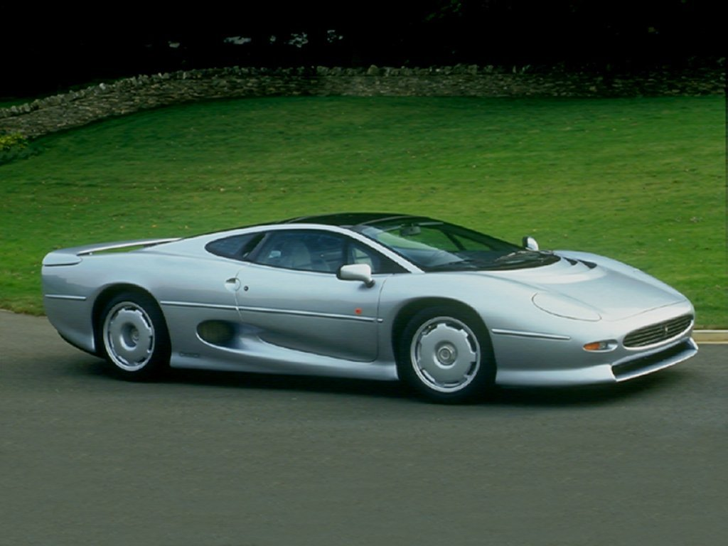 Car Acid: Jaguar XJ220 Cars