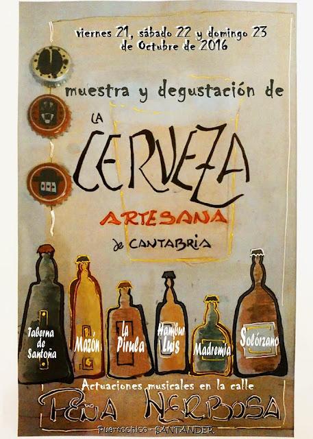 Muestra-degustaci�n de CERVEZA ARTESANA DE CANTABRIA