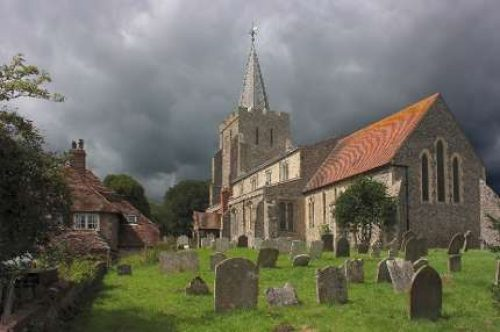 Medieval people reopened graves to honour family