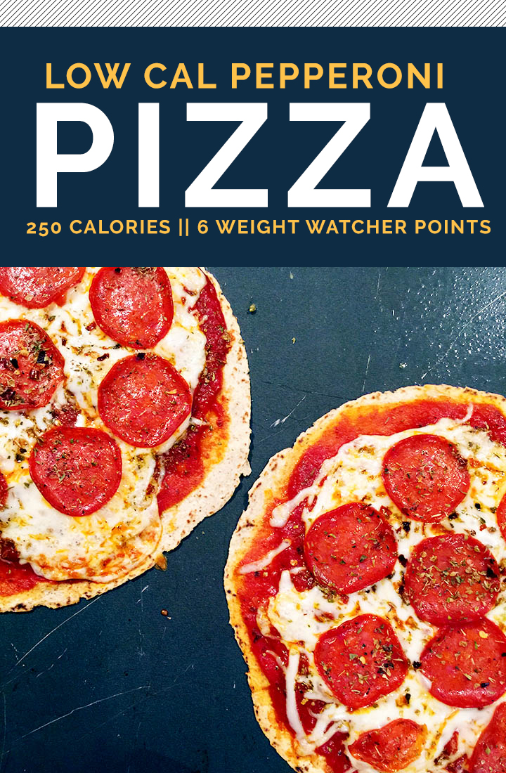 Low Cal Pizza Recipe Weight Watchers Points