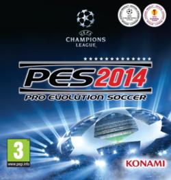 Download Pro Evolution Soccer 2014 Full Version PC Gratis