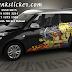 Mobil, Cutting Sticker, Cutting Sticker Bekasi, Suzuki, Swift, wayang, arjuna, Bekasi, jakarta,