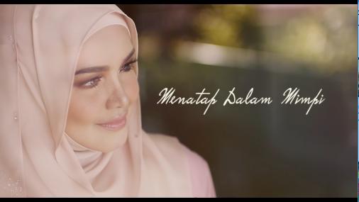 Ulasan Muzik Video (MV) Menatap Dalam Mimpi , Dato Siti Nurhaliza