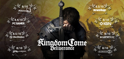 Kingdom Come Deliverance Incl DLC MULTi10 Repack By FitGirl