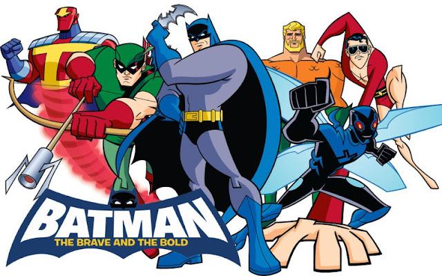Batman el Valiente Serie Completa Latino por Mega