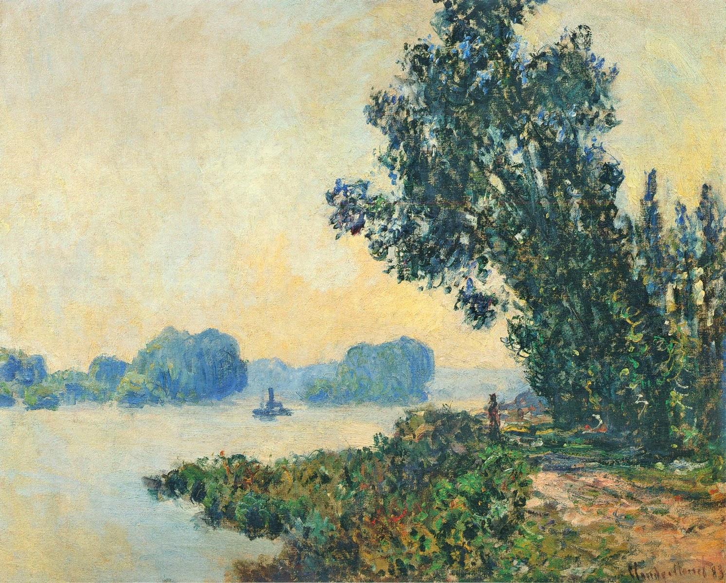 Claude Monet - part 14 1883 - 1884