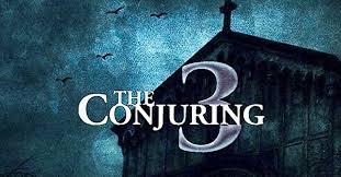 Il regista di Conjuring 3 stuzzica l'horror con l'immagine e il logo
