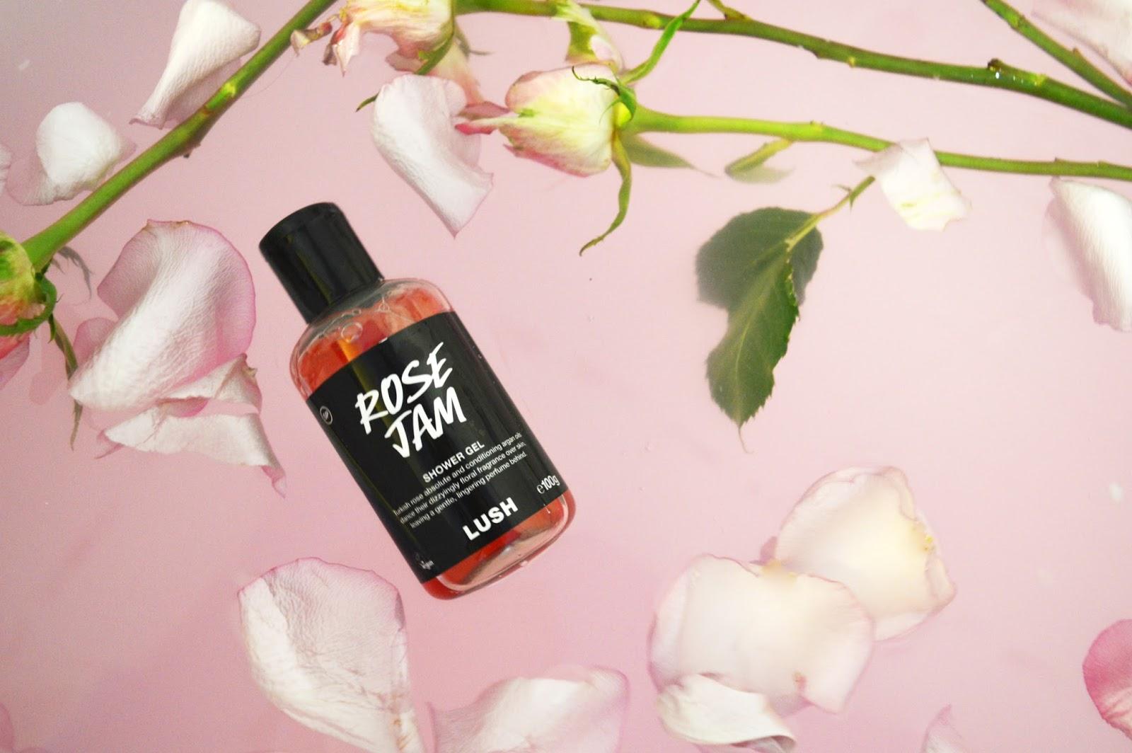 Lush Rose Jam