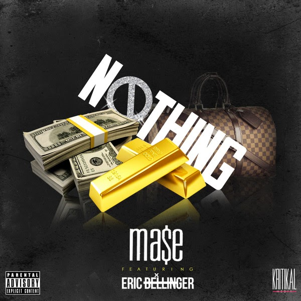 Mase - Nothing (feat. Eric Bellinger) - Single Cover
