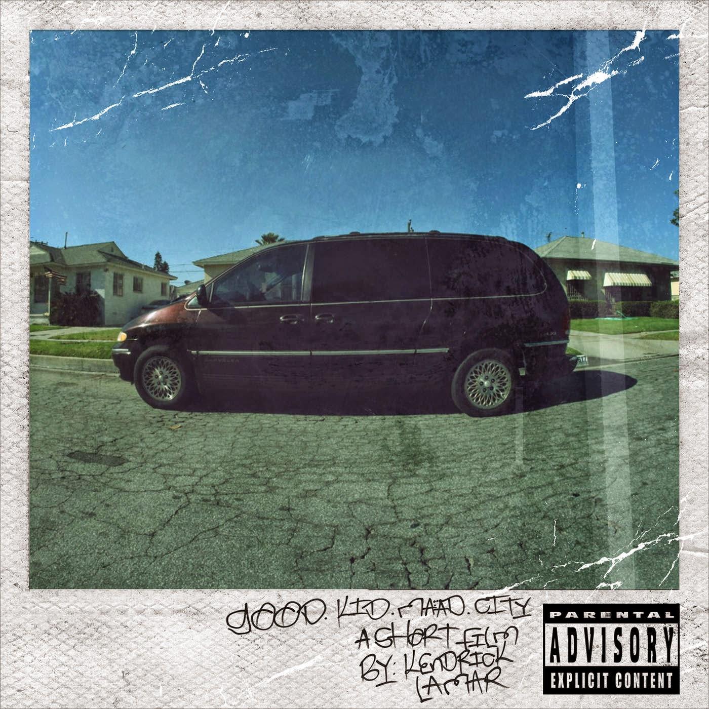 Kendrick Lamar - County Building Blues - Single Cover