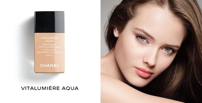 Best Things In Beauty Chanel Vitalumi 232 Re Aqua Ultra Light