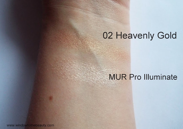 kiko makeup revolution swatch