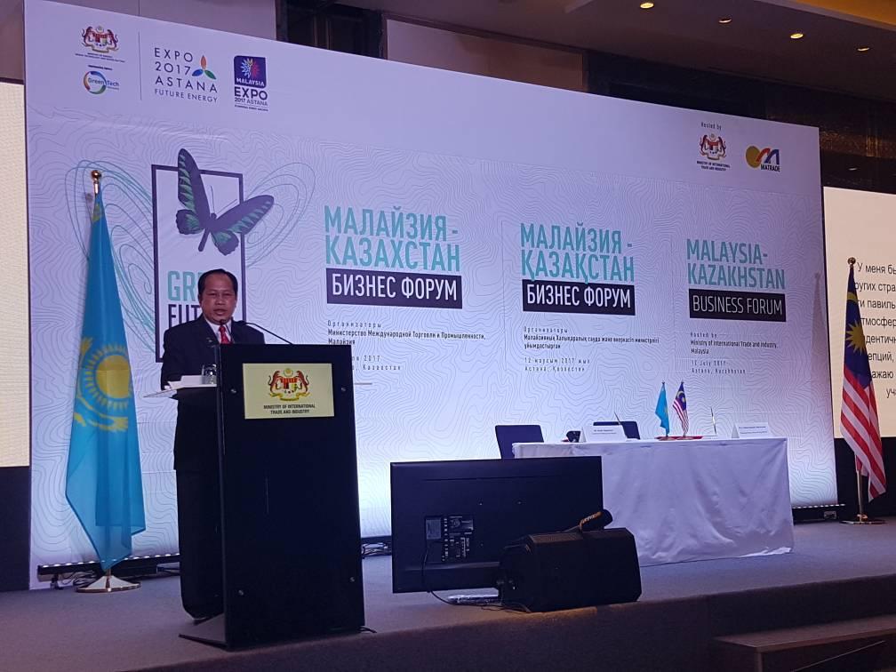 Картинки по запросу 'Malaysia-Kazakhstan' Business Forum
