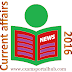 Current affairs : August 14, 2016