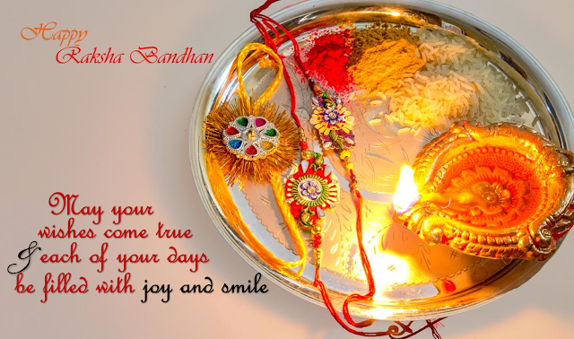 Happy Rakhi Quote Images