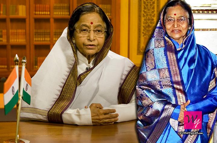 Pratibha Patil: The First Women President Of India - WomenYeah