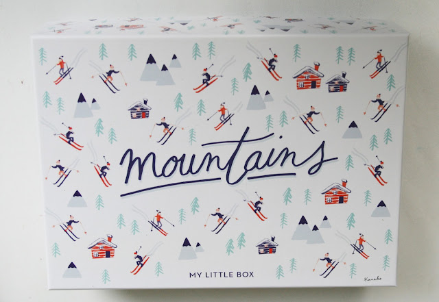 My Little Box Februar 2017 - Mountains