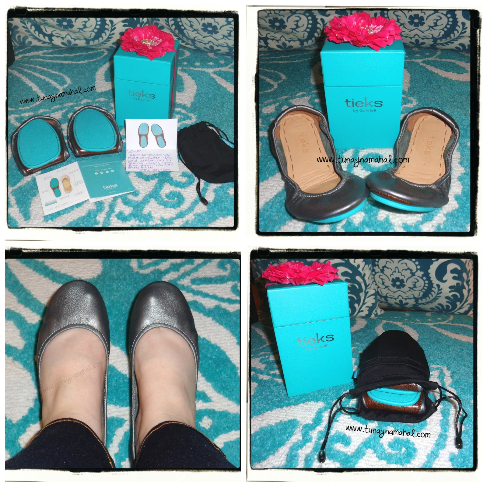 65f489b75c My New Love  Tieks Ballet Flats!