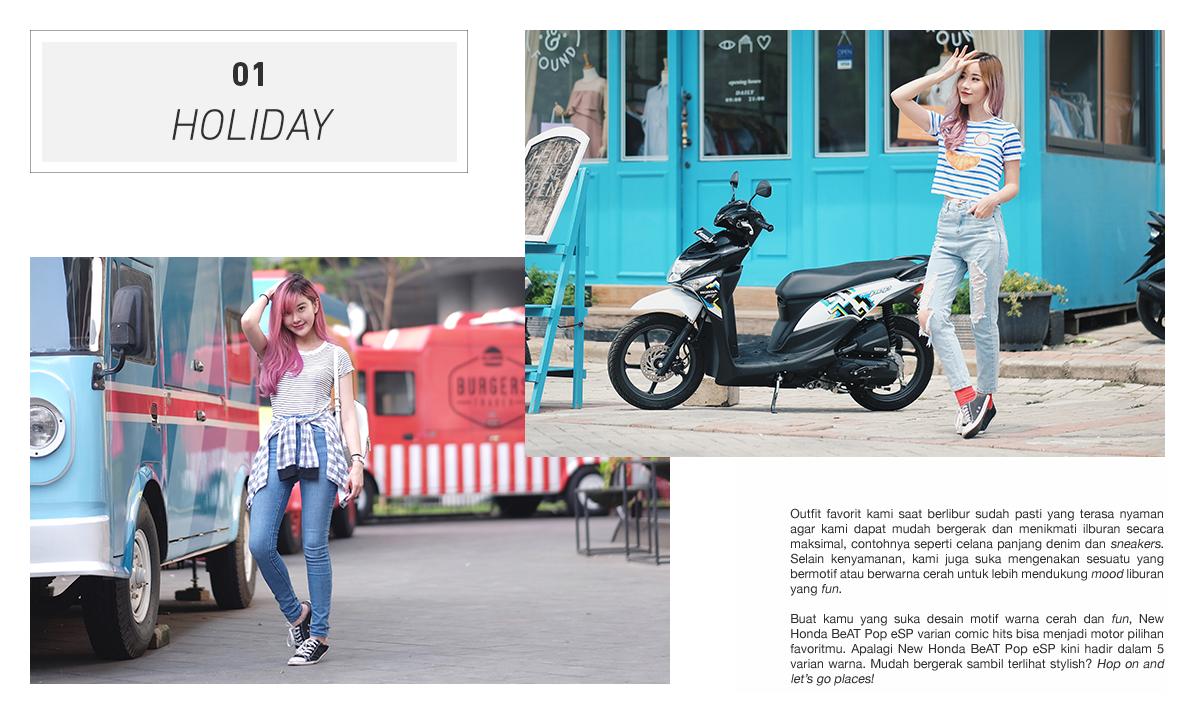 20 Ide Outfit Untuk Pengendara Motor Wanita Elle And Jess Bloglovin Fruit 18 For Adult Dewasa