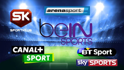 جديد M3U لقنوات Osn - Nilesat - BeIN Sport Max - Sky علي جميع السرعات ليوم 25/1/2017