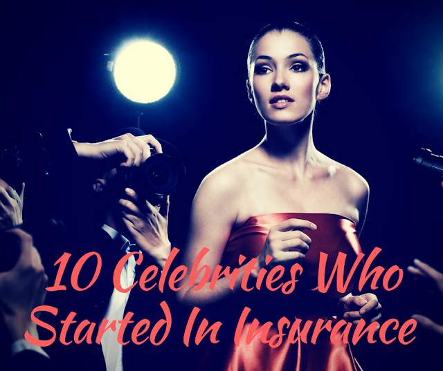 10 Celebrities Who Worked In The Insurance Business Before Making It Big