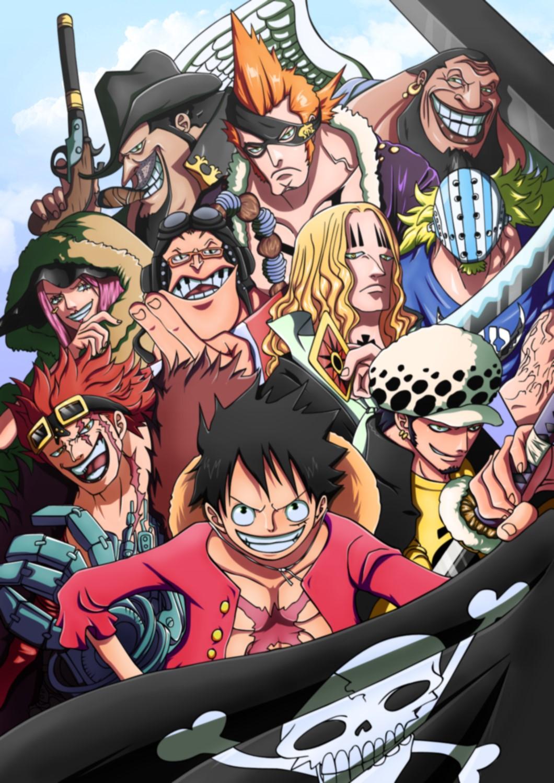 One Piece วันพีช ซีซั่น 11 ชาบอนดี้ไอส์แลนด์ ตอนที่ 385-404 พากย์ไทย