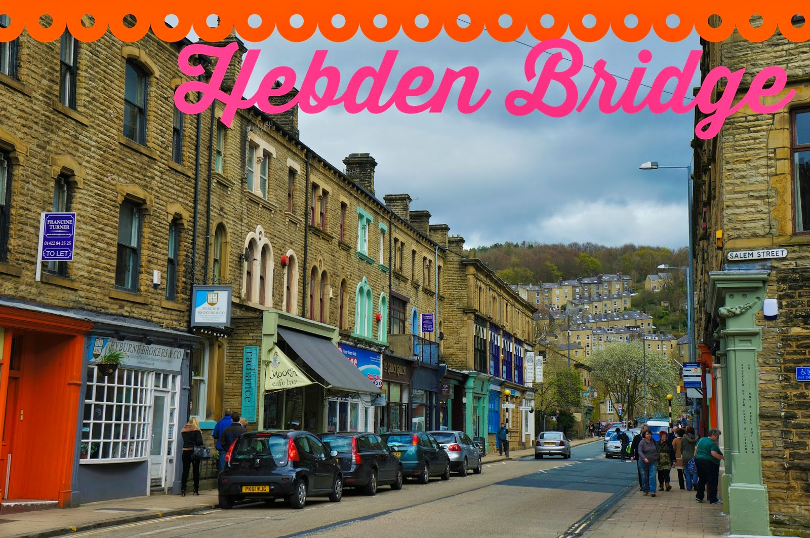 Places to Visit :: Hebden Bridge
