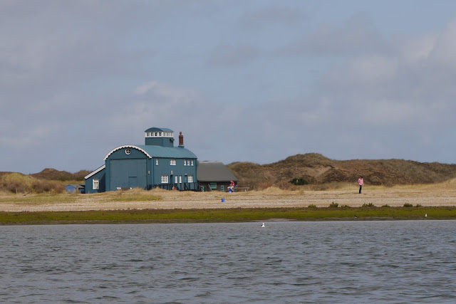 Blakeney Point lifeboat centre