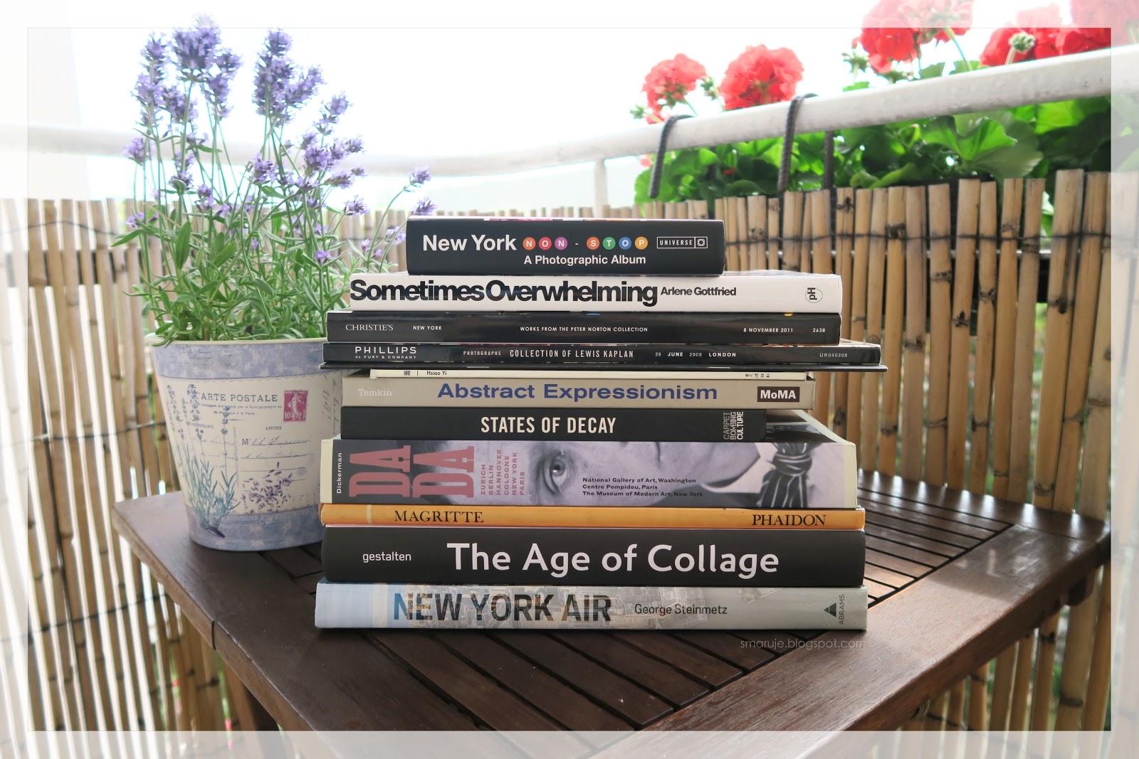 Blaski Nowego Jorku: księgarnia Strand i nasze albumowe łupy