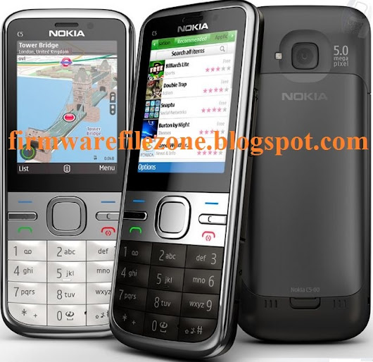 Nokia C5-00 Flash File - FIRM WARE FILE ZONE