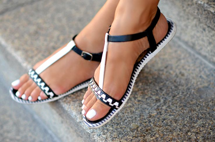 Vera Perle sandals, Costa Fashion Amsterdam, Tamara Chloé