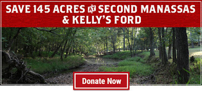 We Need Your Help to Protect 145 Acres at Second Manassas and Kelly's Ford