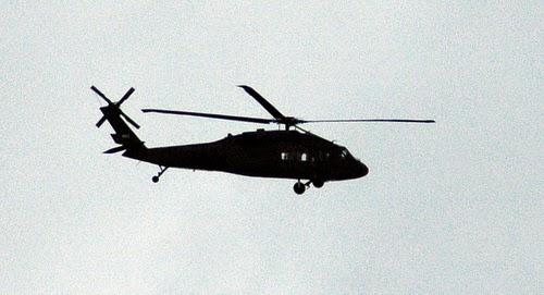 Crni helikopter