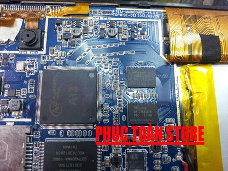 Stock rom Tab F761j mainboard chip a13 alt