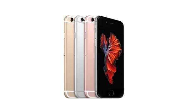 Điện thoại iPhone 6s chính hãng được yêu thích