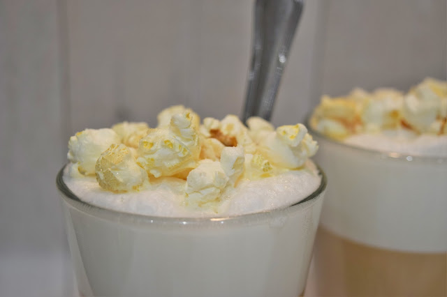 What Cat Says - Lifestyle | Popcorn Lattes with Monin