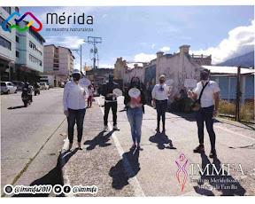 """Immfa promueve campaña """"Mi vida tiene valor"""" en contra de la violencia a la mujer"""