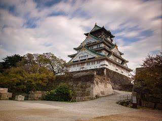 Osaka Castle | Paket Tour Jepang Islami Murah