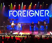 A la venta el CD y DVD Foreigner Acoustique
