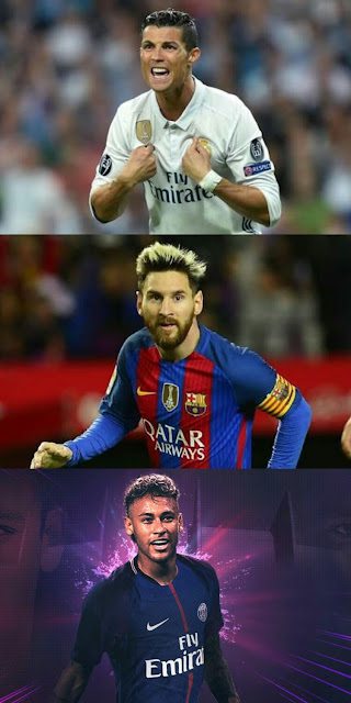 2017 FIFA best player award