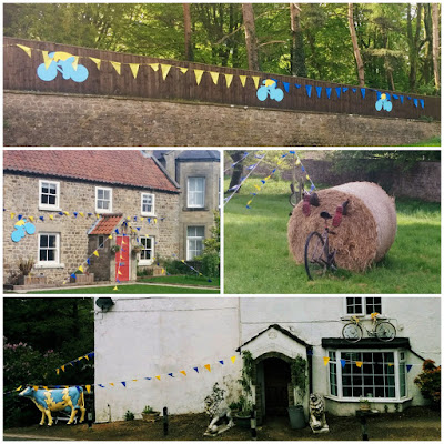 Creates Sew Slow: Tour de Yorkshire - Best Dressed Village