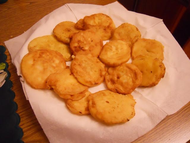 Frittelle di mele di Chanukkà