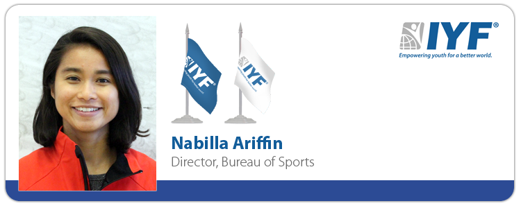 Nabilla Ariffin, Director, Bureau of Sports